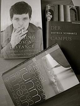 Diese drei Bücher habe ich in letzter Zeit gelesen