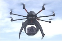 Profi-Drohne im Einatz, fiwafly.de