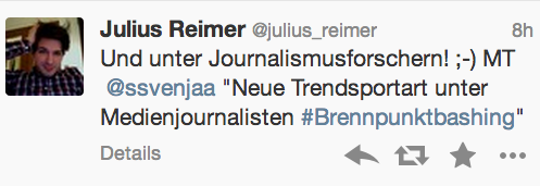 Screenshot Twitter @julius_reimer
