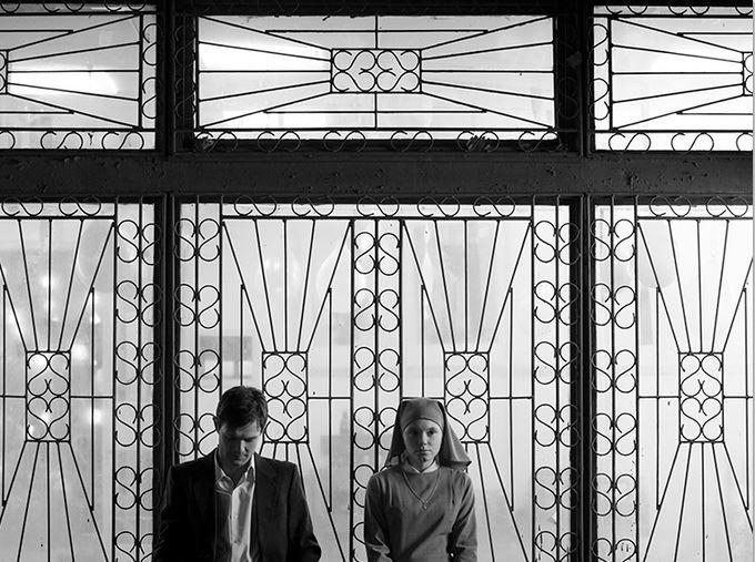 Vor dem Kulturhaus in den 1960ern: Ida mit dem Musiker Lis