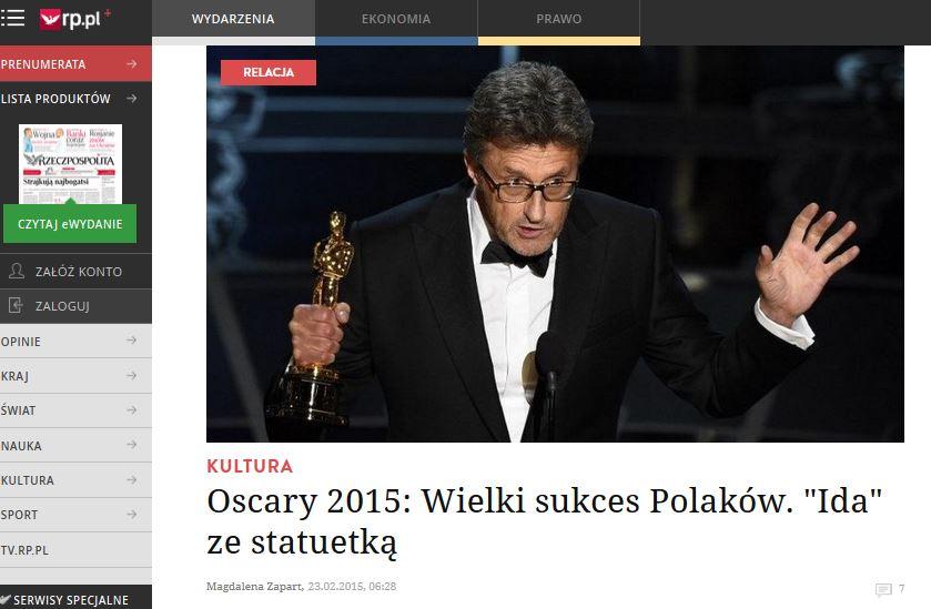 Rzeczpospolita_Oscar